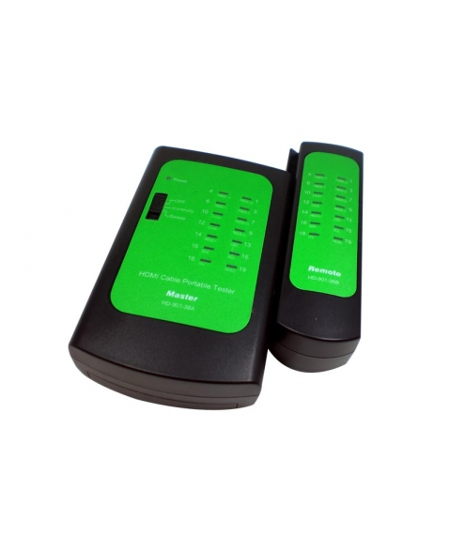 SB0004 TESTADOR CABOS HDMI FAST CLICK