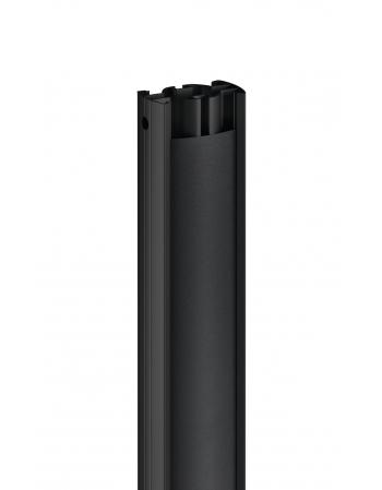 PUC 2508 BARRA TUBULAR CONNECT-IT 80CM - PRATA