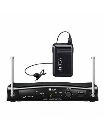 WS-5325U MICROFONE SEM FIO KIT TX RX