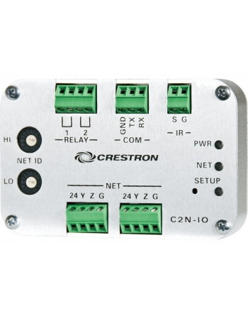 C2N-IO MODULO EXPANSAO PORTA CONTROLE CRESTRON