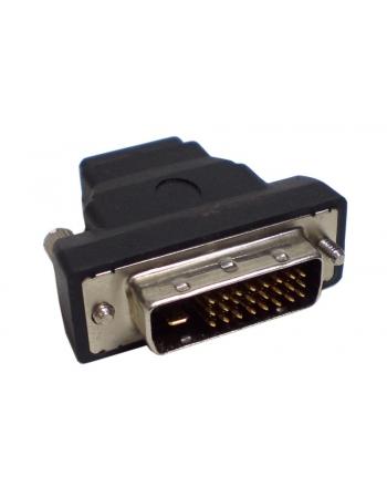 HDDV ADAPTADOR HDMI-F DVI-M