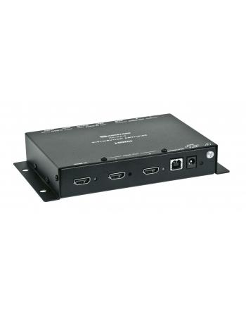 HD-DA-2 SPLITTER HDMI 1X2 CONV AUDIO