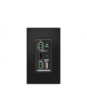 HD-TXC-101-C-1G-E-BT DM LITE – EXTENSOR HDMI,IR, RS232 TX PAREDE PRETO