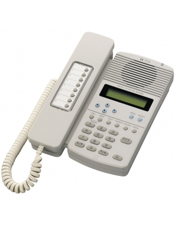 N-8000MS INTERCOM IP MASTER STATION PARA USO CONJUNTO COM N-8000EX