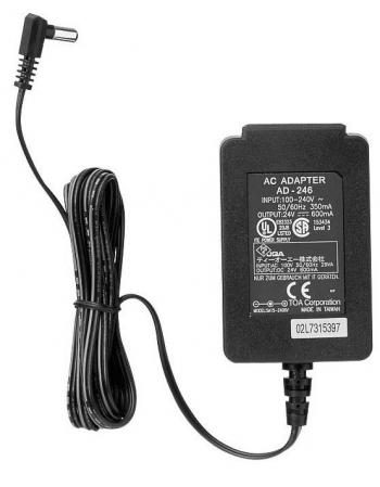 AD-246 ER ADAPTADOR DE ENERGIA 24VDC 1 ampere