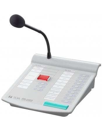 RM-200X MICROFONE REMOTO COM SELETOR DE ZONAS PARA VX-2000