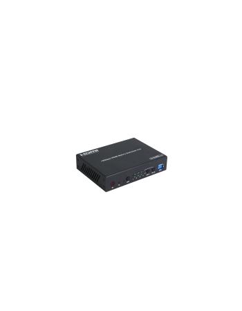 B42AMB MATRIZ HDMI AVLIFE 4X2 4K HDR AUDIO OUT