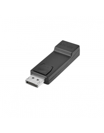 DPHD ADAPTADOR DISPLAY PORT MACHO PARA HDMI FEMEA