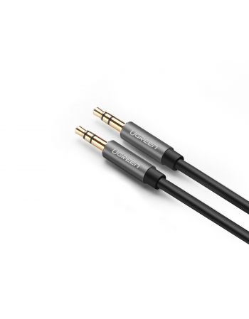 3.5MM MALE TO MALE ROUND CABLE 1M