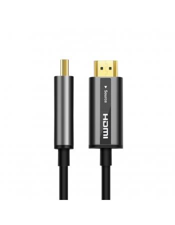 50217 CABO HDMI 2.0 FIBRA ÓTICA-30 METROS