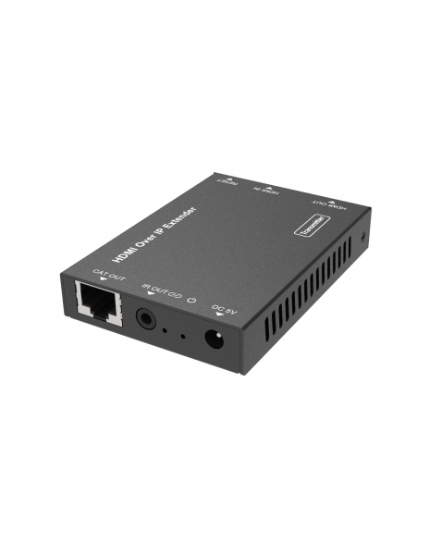 TRANSMISSOR HDMI VIA IP CLAS H.265