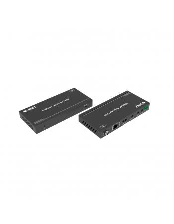 E150CHB EXTENSOR HDBASET 150M 4K POH IR RS232 HDMI OUT