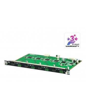 VM7804 PLACA ENTRADA 4 PORTAS HDMI VM1600
