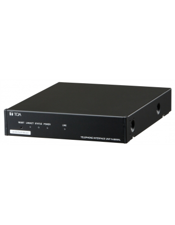 N-8000AL INTERCOM IP INTERFACE DE AUDIO FONE