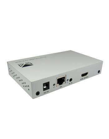 IPMHIR-RX / RECEPTOR HDMI VIA IP MHIR