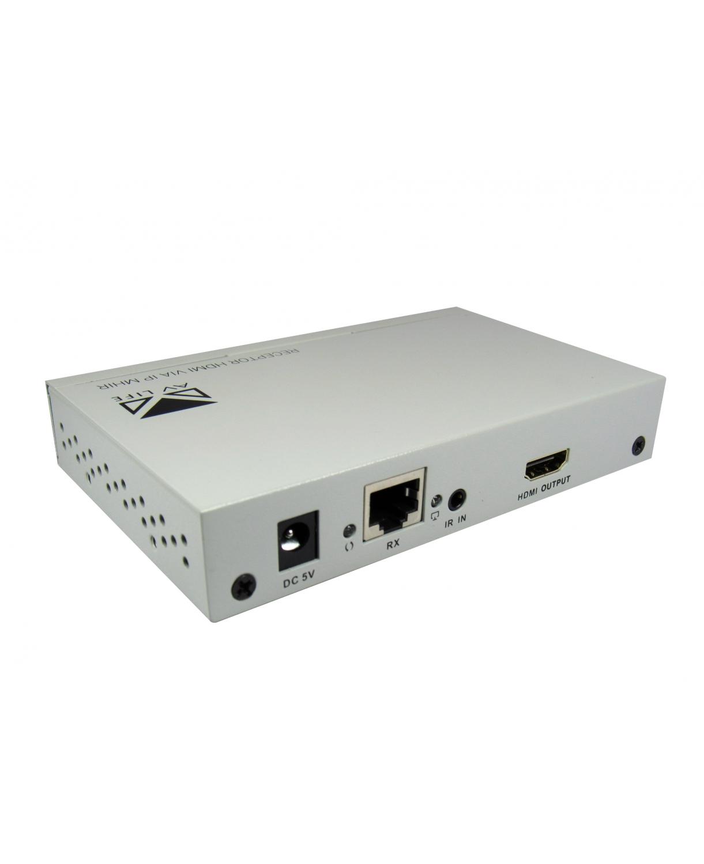 IPMHIR-RX RECEPTOR HDMI VIA IP MHIR