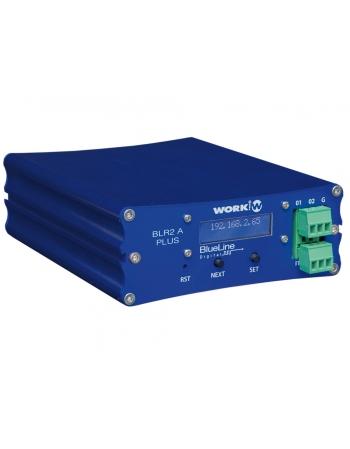 BLR2 A PLUS MKII / RECEPTOR DE AUDIO POR IP - I/O - 2X15W