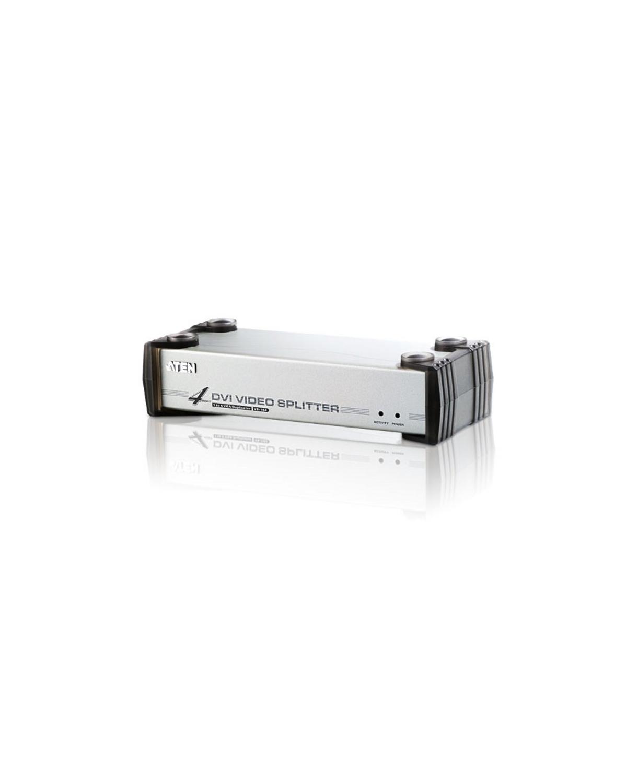 VS164 SPLITTER DVI 1X4 COM AUDIO 1920X1200