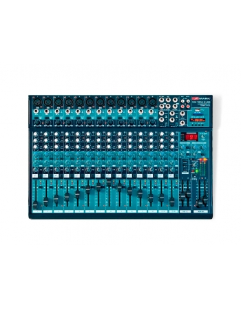 MM 1604 E USB MIXER STEREO USB 16IN COM DSP
